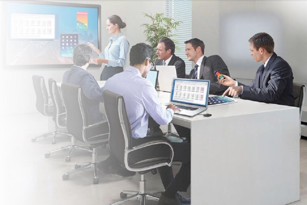 écran interactif pour professionnel