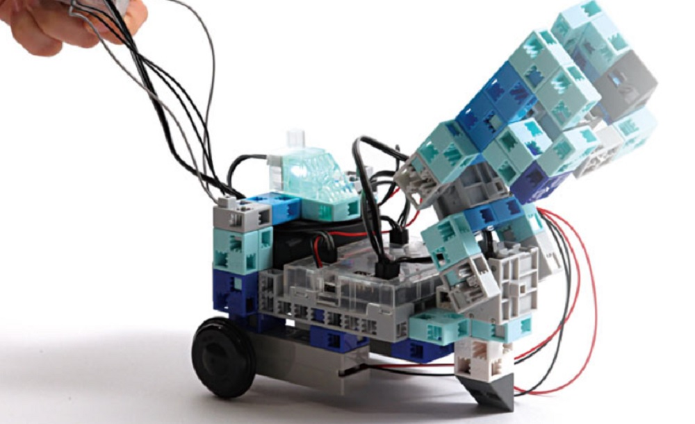 robot kit programmable