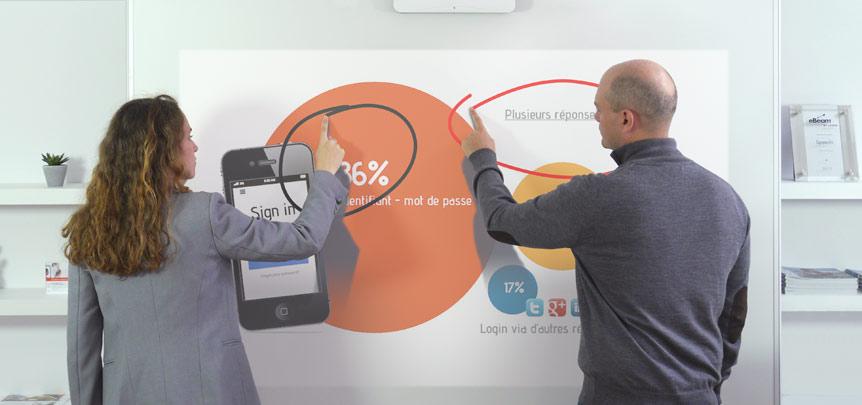 Sur quels critères se baser pour choisir un vidéoprojecteur interactif ?